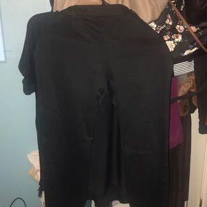 Lightly worn Black dress pants